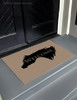 Arabian Horse Welcome Door Mat