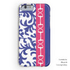 Equestrian iphone or samsung galaxy cell phone case