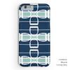 Horse Stirrups Pattern Phone Case
