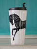 I was Normal Three Horses Ago Equestrian Travel Tumbler 15oz