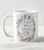 I love you more than horses equestrian coffee mug