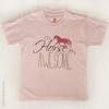My Horse Is Awesome Kids T-Shirt