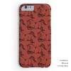Equestrian jumper horse phone case
