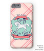 Horse crazy girl equestrian phone case