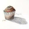 original cupcake art