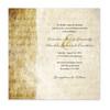 Vintage Love is Patient Wedding Invitation (25 pk)