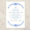 Watercolor Country Floral Wedding Invitation (10 pk)