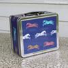 Fun Classic Horse Pattern Lunch Box