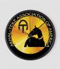 Akhal-Teke Logo Wall Clock