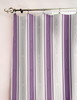 Fancy Horse Bridle Striped Pattern Window Curtains