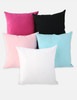 Metallic Foil Printed Buy The Pony Square Pillow