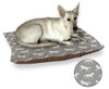 Galloping Horses Equestrian Dog Bed
