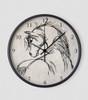 Rustic Horse head Sketch Wall Clock
