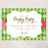 Kentucky Derby Party Invites