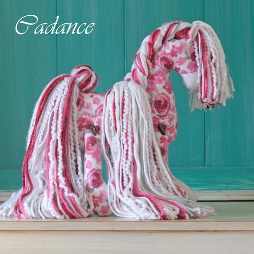 "Flopsy Cotton Pony ""Cadance"""
