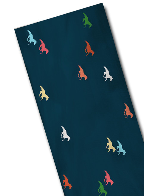 Modern Galloping Horses Equestrian Scarf