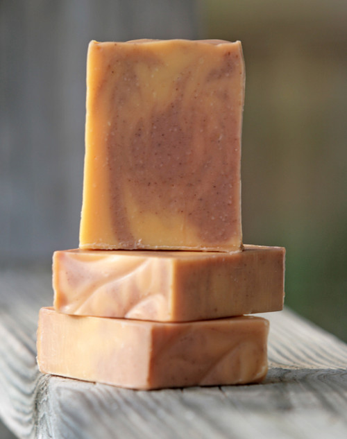 African Shea Butter Infused Essential Oil Soap