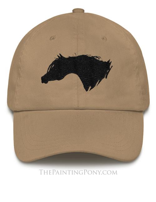 Arabian Horse Emroidered Hat