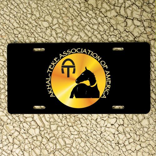 ATAA Logo Vanity License Plate