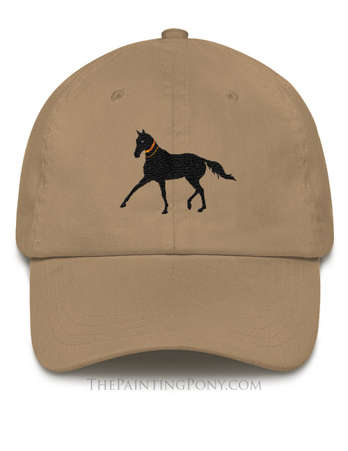 Akhal-Teke Horse Emroidered Hat