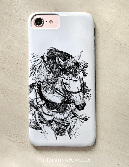 Arabian Horse Phone Case