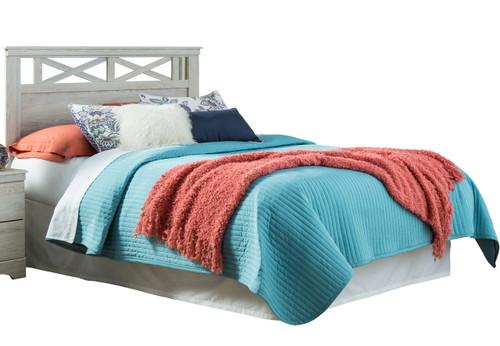 Xerces Gray Bed