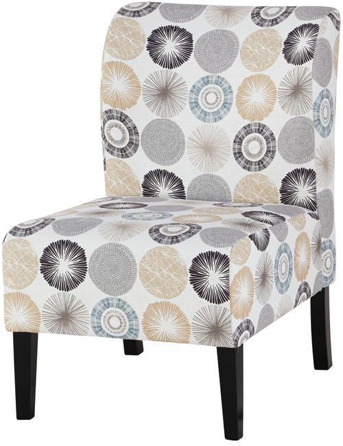 Aletha Pattern Accent Chair