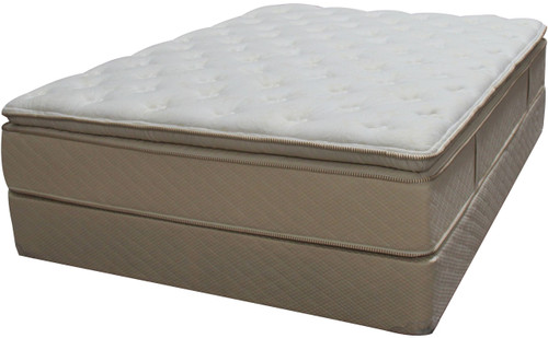 ExPlus Pillow Top Mattress