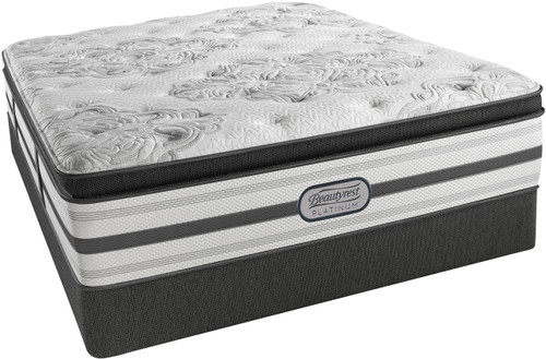 Simmons Recharge Pineview Platinum Pillow Top