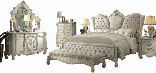 Ariane Fabric Bedroom Set