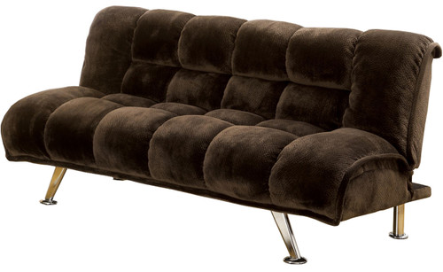 Alessandro Dark Brown Futon