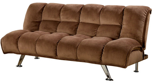 Alessandro Light Brown Futon