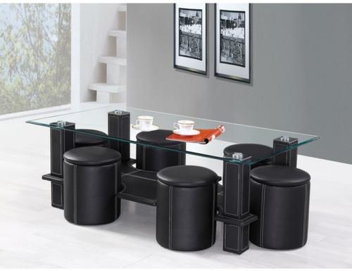 Lorman Rectangular Coffee Table