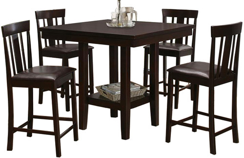 Abel 5 Pc Counter Height Set