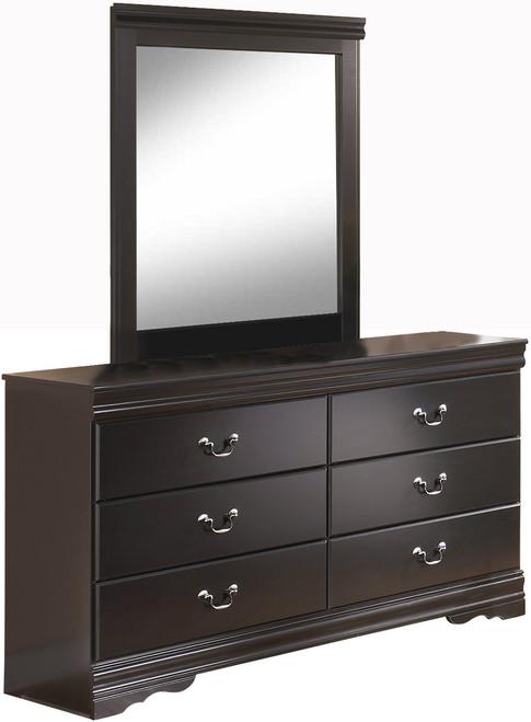 Paris Dresser & Mirror