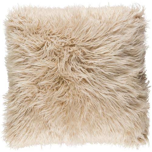 Merilin Beige Designer Pillow