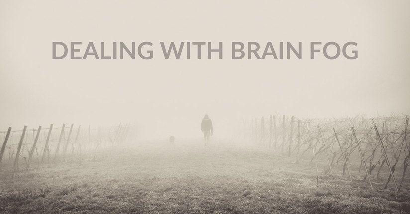 How To Deal with Migraine Brain Fog