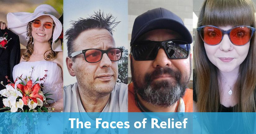 The Faces (and Stories) of TheraSpecs Relief in 2017