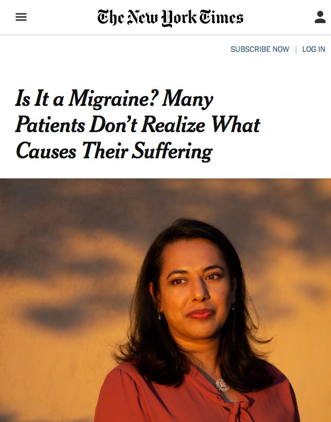 Dr Starling NY Times Article