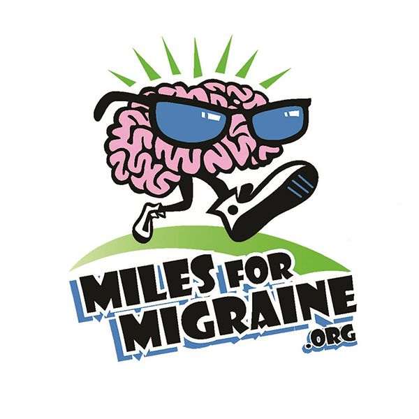 Miles for Migraine Logo