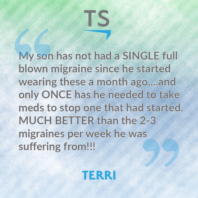 Terri's TheraSpecs Story