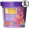 Modern Oats Goji Blueberry Oatmeal 2.6 oz. cup (6 count)