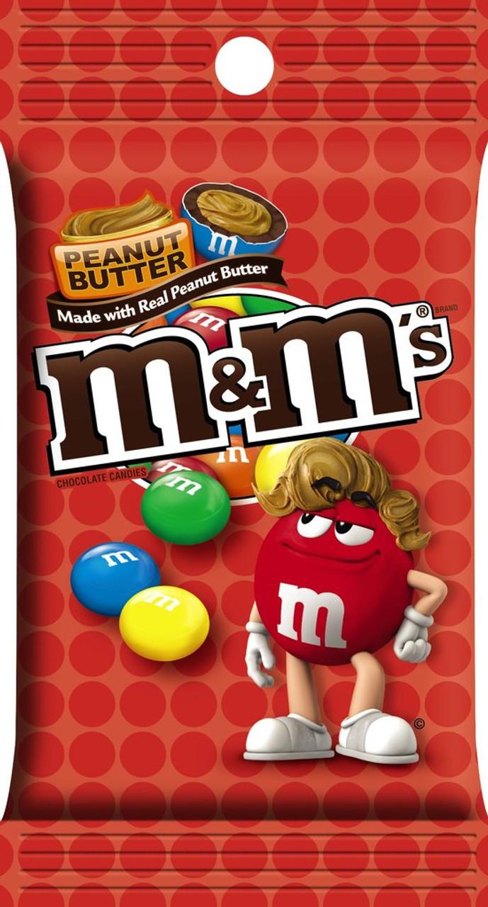 M Peanut Fun Size Bags