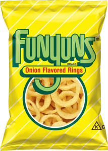 Funyuns, 1.25 oz. Bag (1 Count)