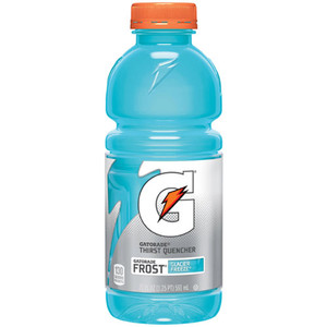 Gatorade, Frost Glacier Freeze, 20.0 oz. Bottle (1 Count)
