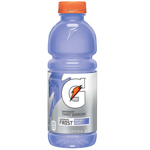 Gatorade, Frost Riptide Rush, 20.0 oz. Bottle (1 Count)