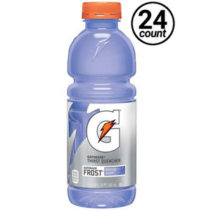 Gatorade, Frost Riptide Rush, 20.0 oz. Bottle (24 Count)