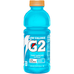 Gatorade, G2 Glacier Freeze, 20.0 oz. Bottle (1 Count)