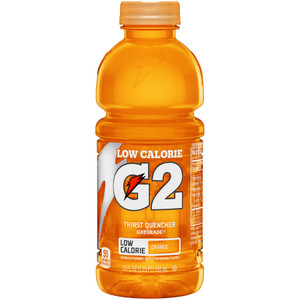 Gatorade, G2 Orange, 20.0 oz. Bottle (1 Count)