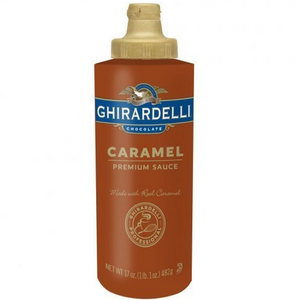Ghirardelli, Caramel Sauce, 17.0 oz. (1 Count)